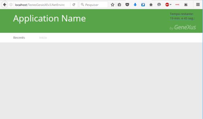 Criando um contador de tempo de sessão em aplicativoweb